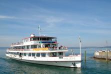 Велотуры по Боденскому озеру - Судоходные маршруты на Боденском озере